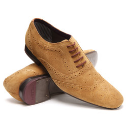 Ted Baker Cirek suede brogue at masdings.com
