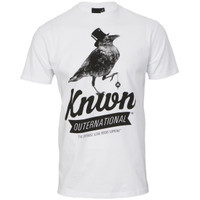 Known Bird t-shirt at masdings.com
