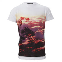 55 DSL T-shade white t shirt at masdings.com
