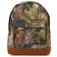 Mi Pac camo backpack at masdings.com