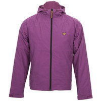 Lyle & Scott purple jacket at masdings.com