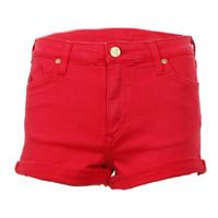 Vivienne Westwood Anglomania X Lee Lovelock Shorts at masdings.com