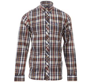 Barbour madras check shirt at masdings.com