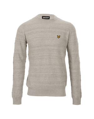 Lyle and Scott jumper at Masdings.com