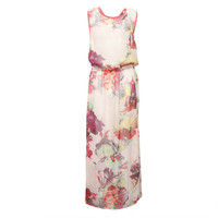 Ted Baker Mosco Treasured Orchid Maxi Dress at masdings.com