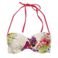 Ted Baker Marleni Treasured Orchid Balconette Bikini Top at masdings.com