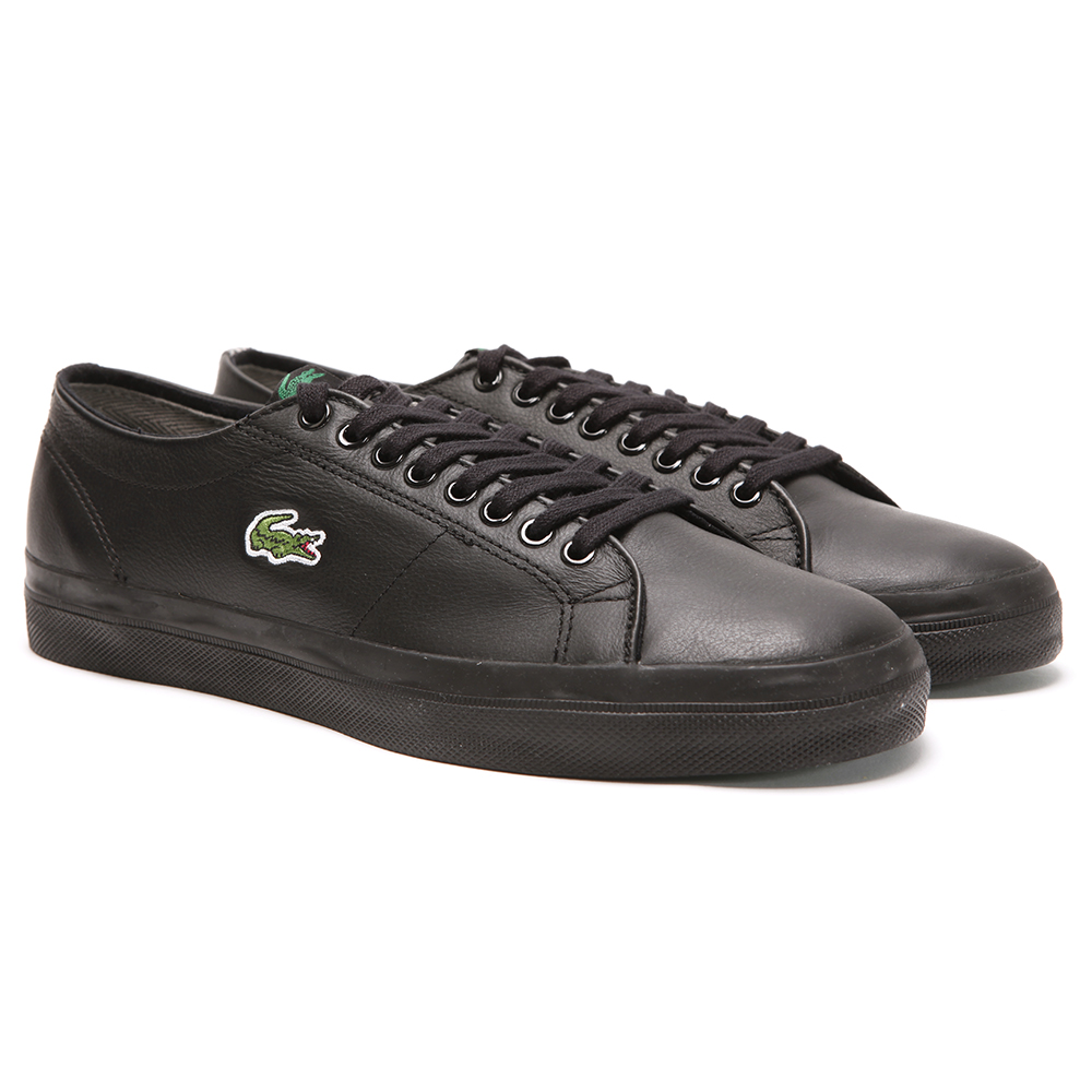 54792bdc9194fb Lacoste Marcel Chunky Black Grey Trainer main image
