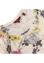 Ted Baker Kamea Summer Bloom Print Frill Top additional image