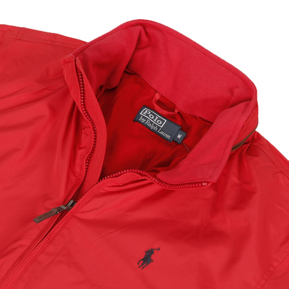 a30a746f38 Mens Red Ralph Lauren Stratford Red Windbreaker Jacket