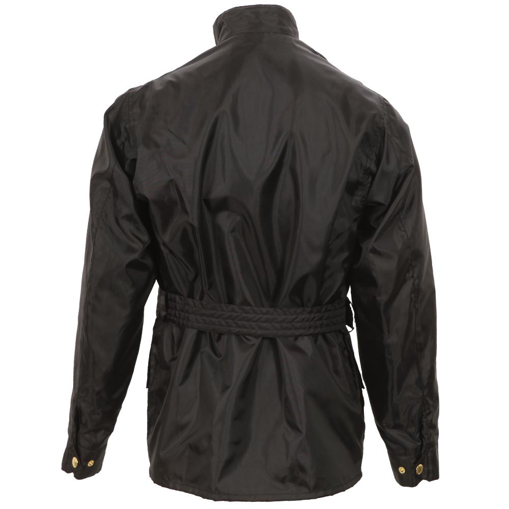 Barbour Black A7 Bright Brass International Jacket main image