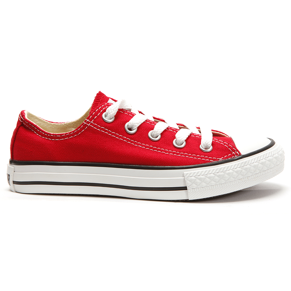2ca522b8ad57 Converse Kids All Star Ox in Red