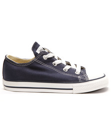 Converse Unisex Blue Kids All Star Ox