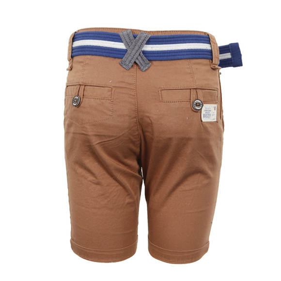 Timberland Boys Brown Timberland T24751 Short main image