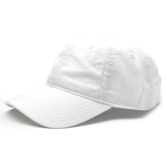 Lacoste Sport Mens White  RK9811 Logo Cap main image