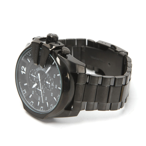 Diesel Mens Black Diesel DZ4283 Mega Chief Watch main image