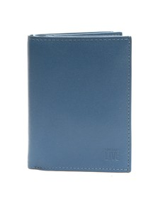 Lacoste Mens Blue Lacoste Credit Card Holder