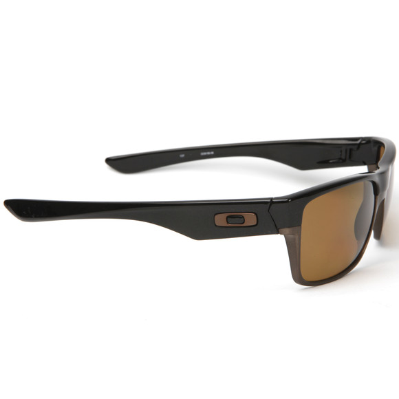 cd006a139e7 Oakley Mens Brown Oakley TwoFace Brown Sugar Polarized Sunglasses main image