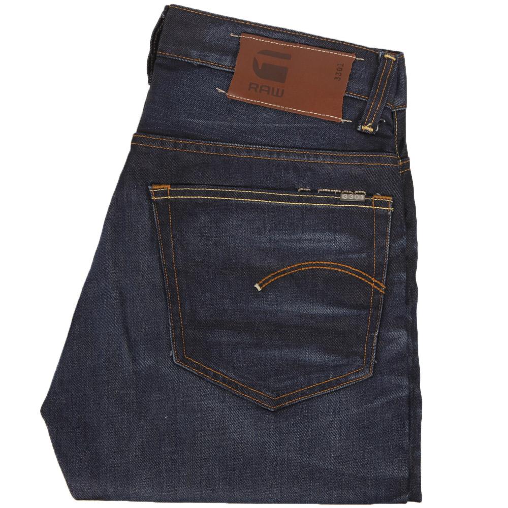 3301 Hydrite Straight Leg Jean main image