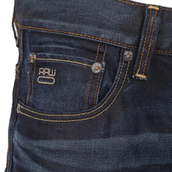 G-Star Mens Blue 3301 Hydrite Straight Leg Jean main image