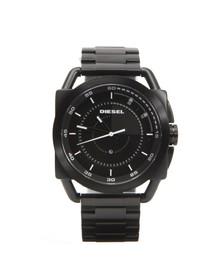 Diesel Mens Black Diesel DZ1580 Watch