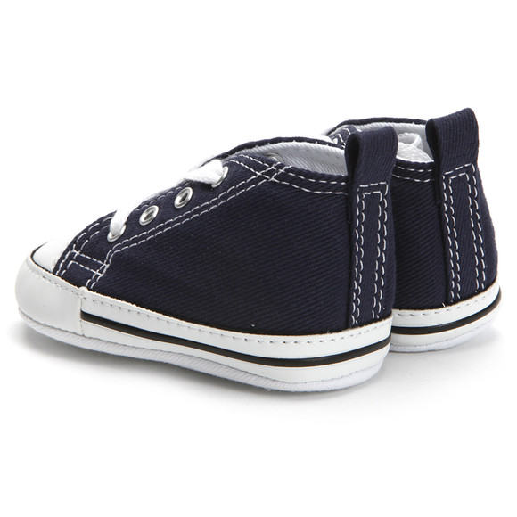 Converse Unisex Blue Converse First Star Canvas main image