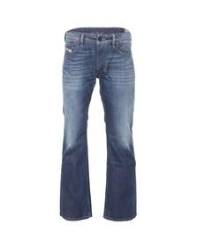 Diesel Mens Blue Diesel Zatiny 8XR Jeans