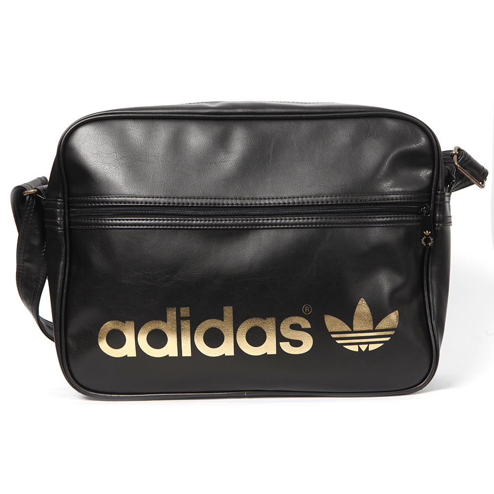 8b49f2f2f4 adidas Originals Adidas G92667 Black Gold Bag