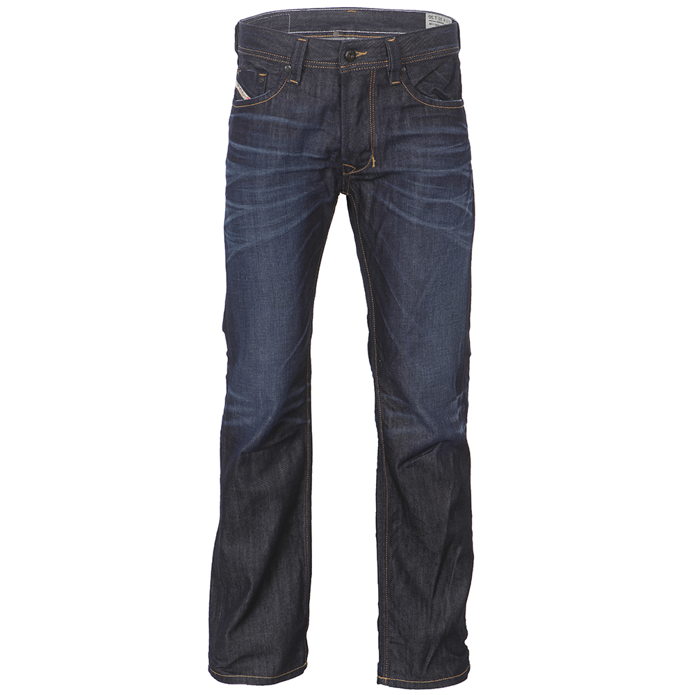 Larkee 0806W Straight Jeans main image