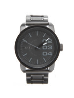 Diesel DZ1371 Franchise 46 Large Round Metal Strap Watch