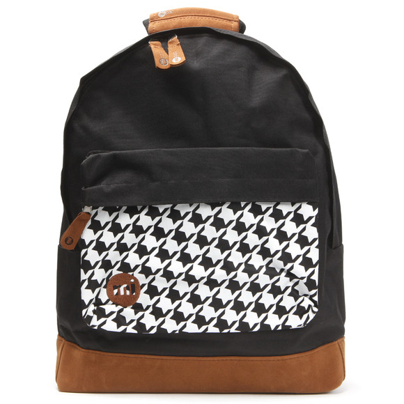Mi-Pac Houndstooth Backpack