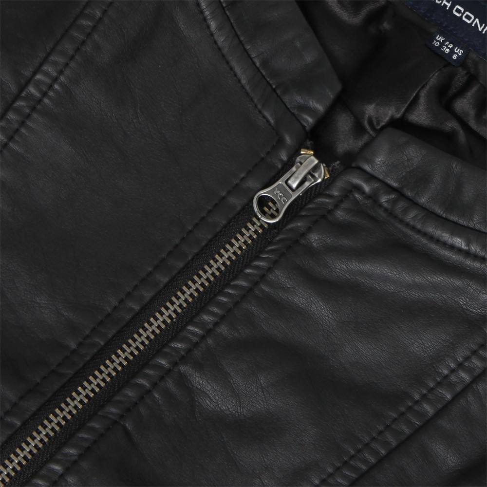 French Connection Riot Stretch Cropped Jacket main image