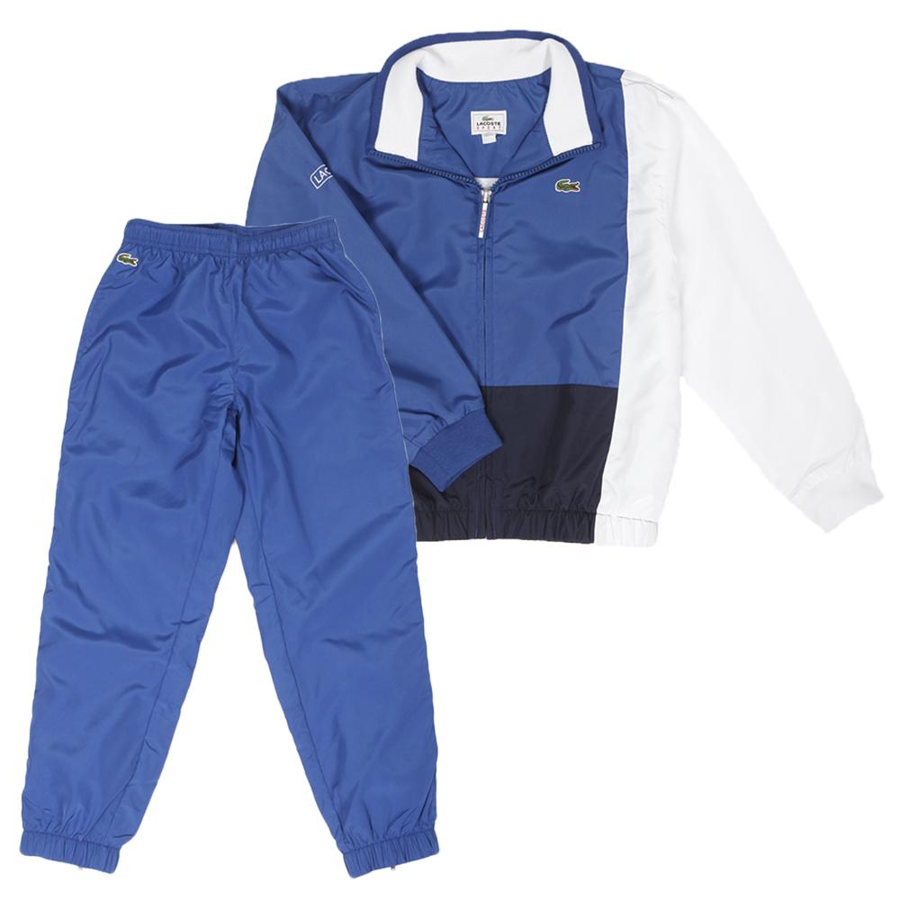 04c6d59e3 Lacoste Kids WJ0223 Tracksuit | Oxygen Clothing