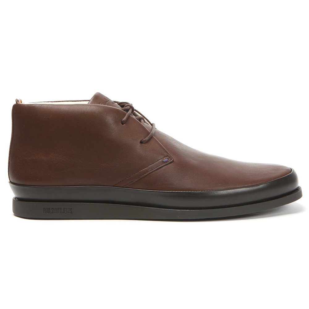 649957fd04a Mens Brown Paul Smith Loomis Chestnut Boot