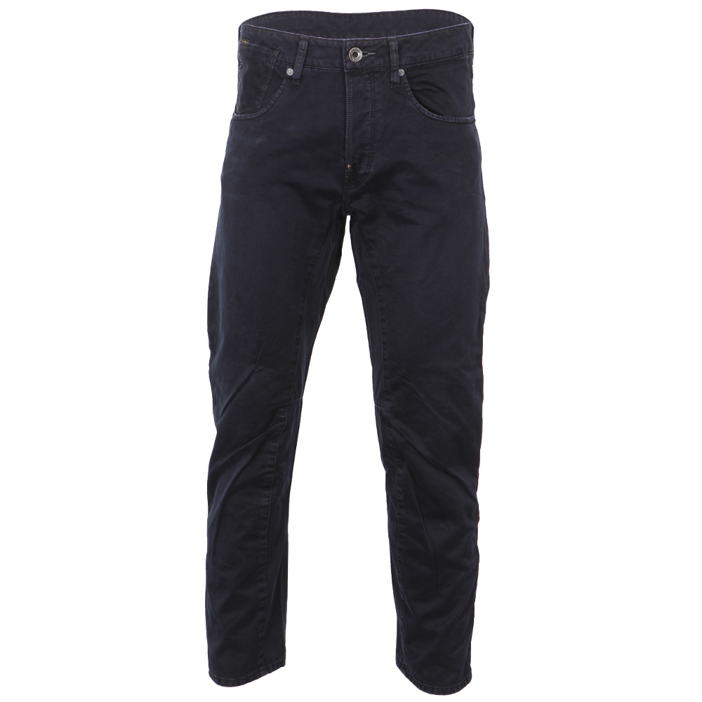 G-Star A-Crotch Mezarine Blue Coloured Tapered Jean main image
