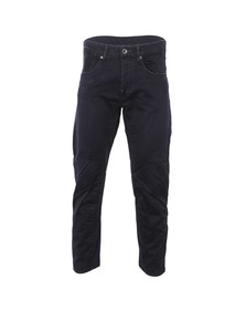 G-Star Mens Blue G-Star A-Crotch Mezarine Blue Coloured Tapered Jean