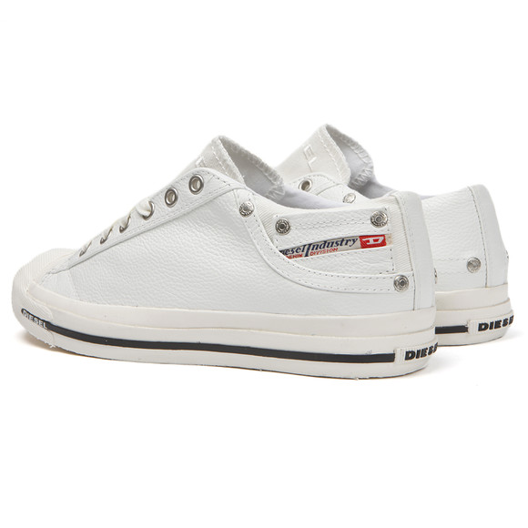 Diesel EXPOSURE LOW I - Trainers - white ViqJ6Up7A1