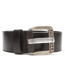 Diesel Mens Brown B-Star Belt