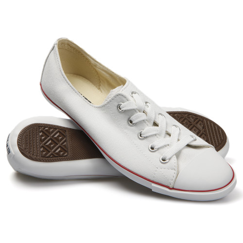 Converse All Star Light Ox Canvas in White
