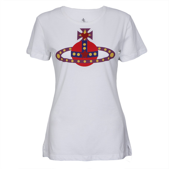 Vivienne Westwood Anglomania Rock N Roll Orb Monday Tee
