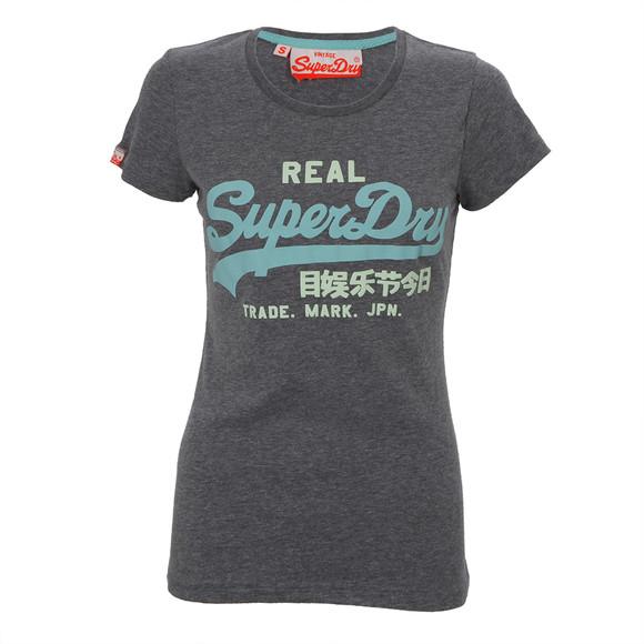 Superdry Vintage Logo Duo Crew Tee