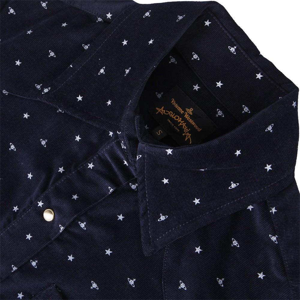 Lillie Cord Shirt main image