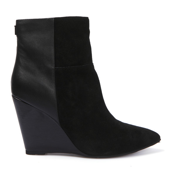Ted Baker Skovska Suede Wedge Boot