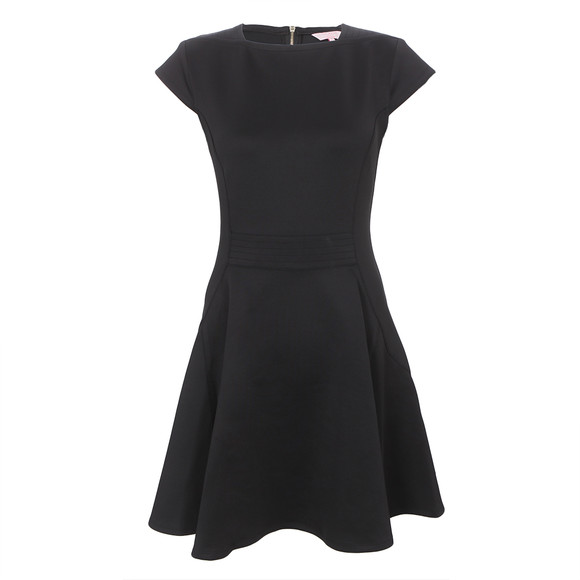 Ted Baker Tezz Contrast Panel Skater Dress