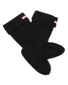 Hunter Womens Black Welly Socks