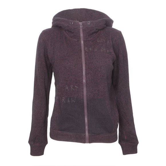 G Star Linn Hooded Sweat
