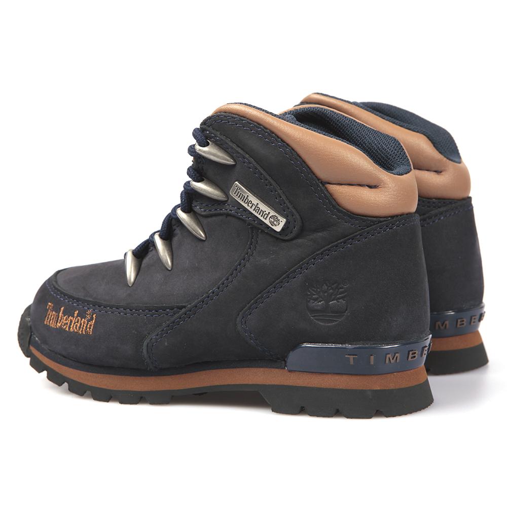 ae7f8d4854e Boys Blue Timberland Euro Rock Hiker Boot