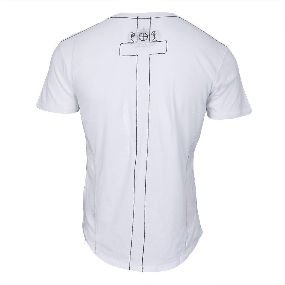 Plain Crew Neck T-Shirt main image