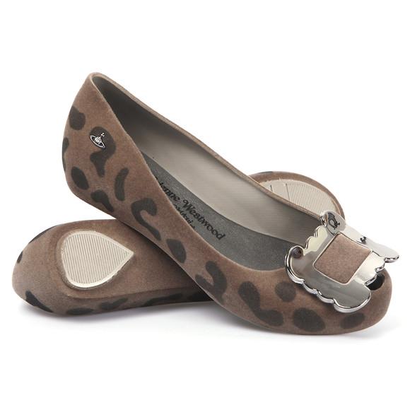 Vivienne Westwood Anglomania X Melissa Ultragirl Buckle Shoe