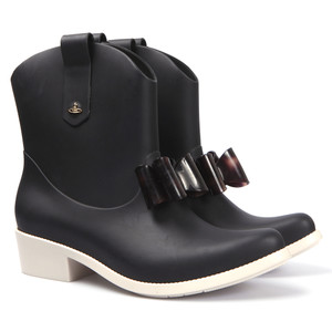 vivienne westwood anglomania x melissa protection 2 boot