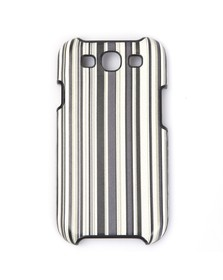Paul Smith Mens Grey Paul Smith Stripe Samsung Galaxy S3 Case